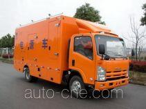 Yuhua NJK5090TDY мобильная электростанция на базе автомобиля