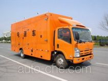 Yuhua NJK5100TDY мобильная электростанция на базе автомобиля