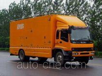 Yuhua NJK5160TDY мобильная электростанция на базе автомобиля