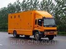 Yuhua NJK5160XDY4 мобильная электростанция на базе автомобиля