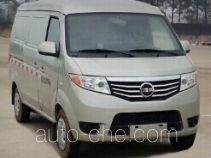 开沃牌NJL5020XXYBEV2型纯电动厢式运输车