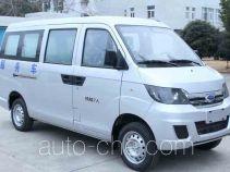 开沃牌NJL5021XDWBEV型纯电动流动服务车
