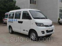 开沃牌NJL5021XDWBEV1型纯电动流动服务车