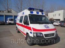 Dongyu Skywell ambulance