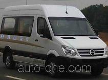 开沃牌NJL5040XDWBEV1型纯电动流动服务车