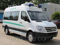 Kaiwo NJL5040XJE monitoring vehicle