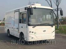开沃牌NJL5073XXYBEV型纯电动厢式运输车