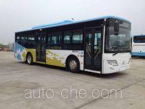 东宇牌NJL6109HEV型混合动力城市客车
