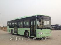 东宇牌NJL6109HEV1型混合动力城市客车