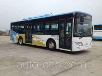 东宇牌NJL6109HEVN2型混合动力城市客车