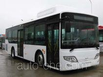 开沃牌NJL6109HEVN型混合动力城市客车