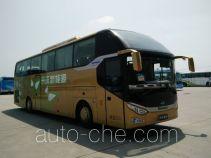 开沃牌NJL6125HEV型混合动力客车