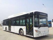 东宇牌NJL6129HEVN1型混合动力城市客车