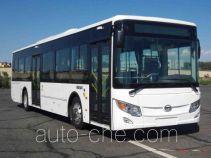 开沃牌NJL6129HEVN2型混合动力城市客车