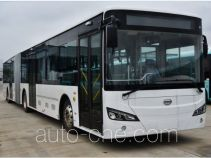开沃牌NJL6180BEV型纯电动城市客车