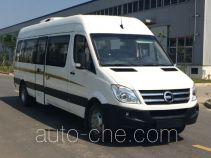 开沃牌NJL6810BEV2型纯电动客车