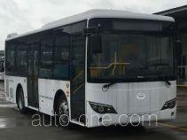 开沃牌NJL6859HEVN1型混合动力城市客车