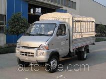 CNJ Nanjun NJP2810CCS низкоскоростной грузовик с решетчатым тент-каркасом
