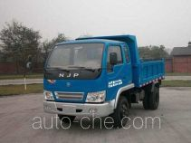 CNJ Nanjun NJP4010PD7 low-speed dump truck