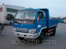 CNJ Nanjun NJP4015PD6 low-speed dump truck