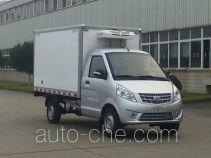 南骏牌NJP5020XLCSDA30V型冷藏车