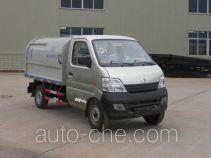 CNJ Nanjun NJP5020ZLJ25M dump garbage truck