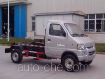 CNJ Nanjun NJP5020ZXXRD28MC detachable body garbage truck