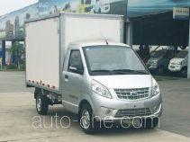 CNJ Nanjun NJP5021XYKSDA30V автофургон с подъемными бортами (фургон-бабочка)