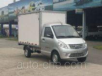 CNJ Nanjun NJP5022XYKSDA30V автофургон с подъемными бортами (фургон-бабочка)