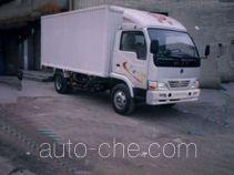 CNJ Nanjun NJP5040XXYFD33 box van truck