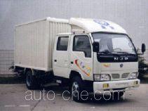 CNJ Nanjun NJP5030XXYES1 box van truck