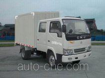 CNJ Nanjun NJP5030XXYES33B2 box van truck