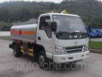 CNJ Nanjun NJP5040GJYZD33B топливная автоцистерна