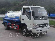 CNJ Nanjun NJP5040GSSZD33B sprinkler machine (water tank truck)