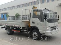 CNJ Nanjun NJP5040JSQZD33M грузовик с краном-манипулятором (КМУ)
