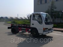 CNJ Nanjun NJP5040ZXX27M detachable body garbage truck