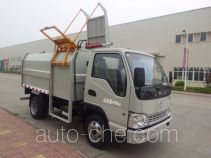 CNJ Nanjun NJP5040ZZZEDB28M self-loading garbage truck