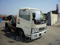 CNJ Nanjun NJP5060ZXX26M detachable body garbage truck