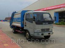 南骏牌NJP5070ZYS33M型压缩式垃圾车