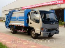 南骏牌NJP5071ZYS33JHM型压缩式垃圾车