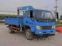 CNJ Nanjun NJP5100JSQPP38MS грузовик с краном-манипулятором (КМУ)
