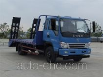 CNJ Nanjun NJP5100TPBPP38M грузовик с плоской платформой