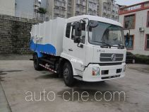 CNJ Nanjun NJP5120ZLJ38M dump garbage truck