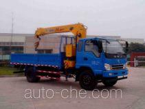 CNJ Nanjun NJP5140JSQPP45M грузовик с краном-манипулятором (КМУ)