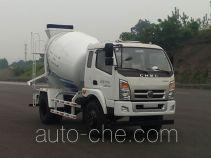 南骏牌NJP5160GJBFP34M型混凝土搅拌运输车