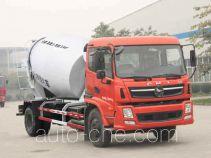 CNJ Nanjun NJP5160GJBRPA42B concrete mixer truck