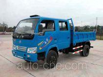 CNJ Nanjun NJP5815WD6 low-speed dump truck