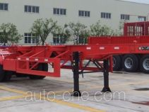 CNJ Nanjun NJP9400TJZG3200 container transport trailer