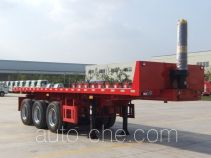 CNJ Nanjun NJP9400ZZXP flatbed dump trailer