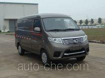 金龙牌NJT5020XXYBEV6型纯电动厢式运输车